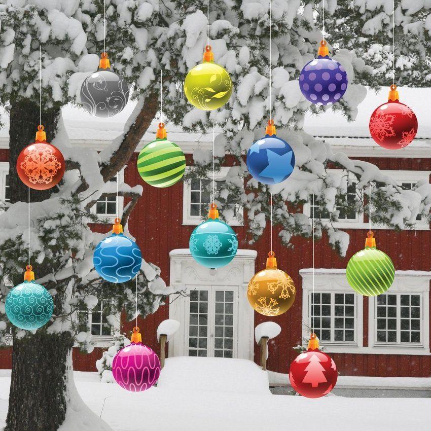 Beautiful Christmas decorating idea