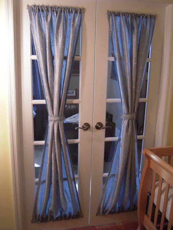 Kitchen door covering
