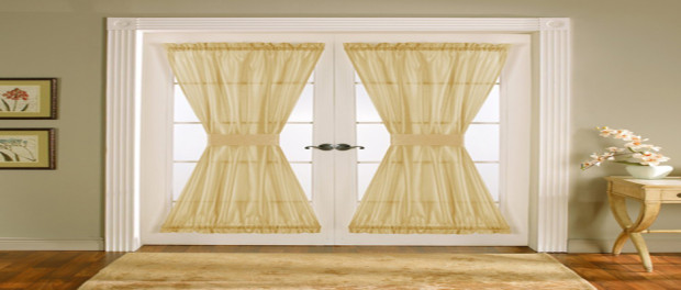 Curtains Ideas curtains for kitchen door window : Kitchen Door Curtain - Curtains Ideas