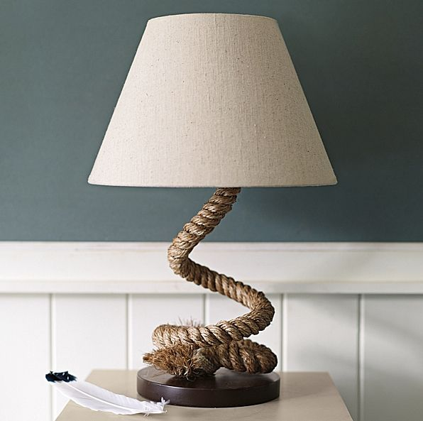 Knotted Lamp