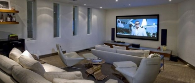 Media Room Interior Design Ideas