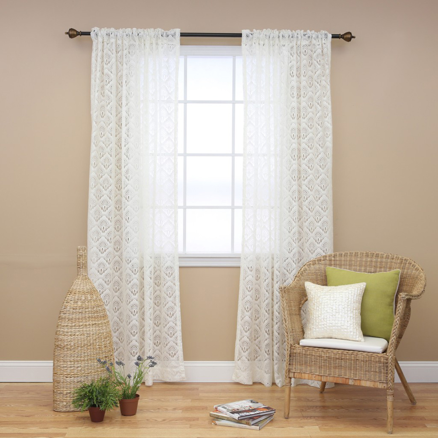 Renew your room with net curtains for bedroom - Curtains in bedroom ...