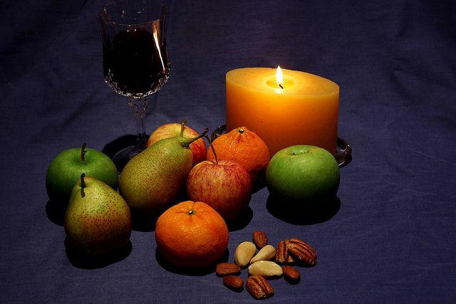 Fruits & Wine-