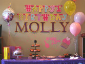 Home Decoration Ideas for Birthday Party