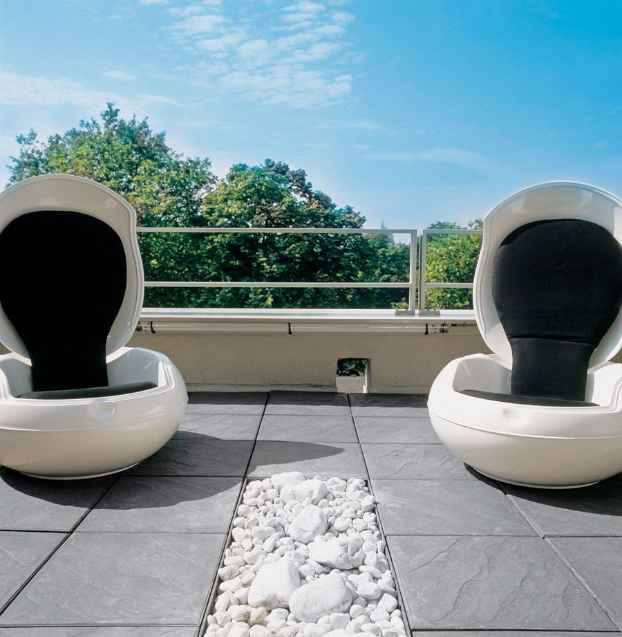 Balcony Furniture Design Ideas: Decorating Ideas For Small Balcony
